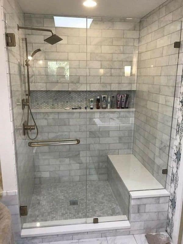 Boise shower remodel 1